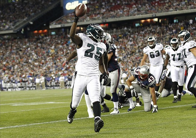 Ranking The NFC East Teams: Running Back