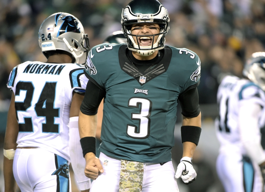 12ae1dde827 Philadelphia Eagles Mark Sanchez  Too Soon to Give Up
