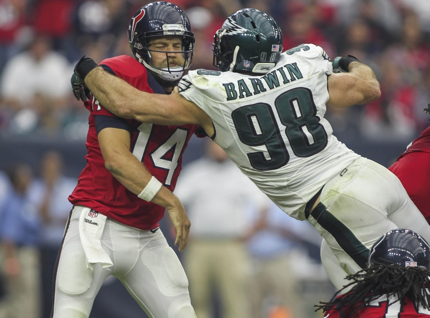 Connor barwin eagles sack images for Ryan fitzgerald tattoo