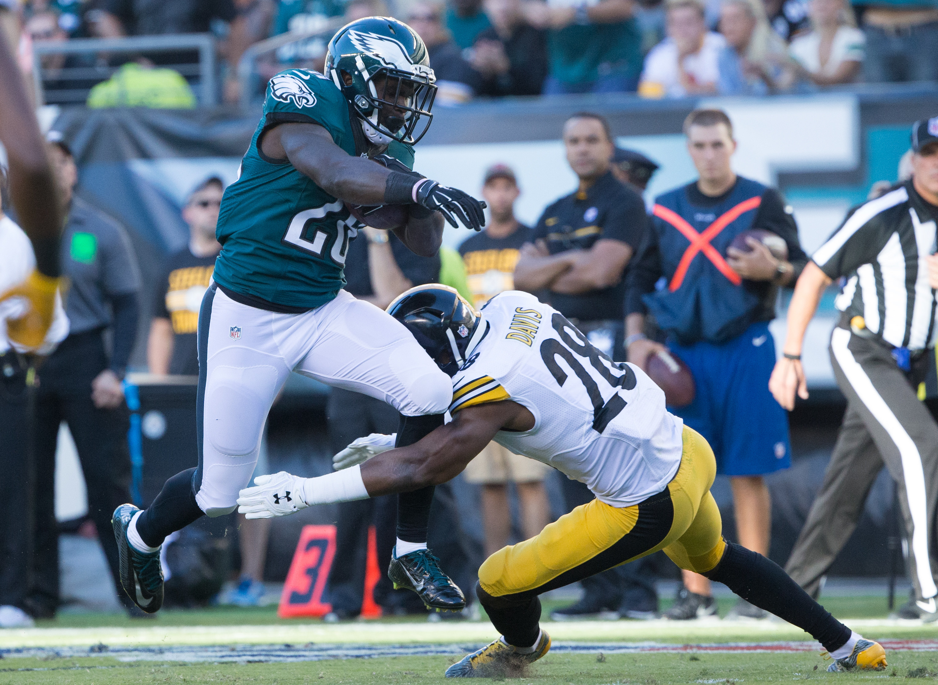 So what does Philadelphia do about Wendell Smallwood?