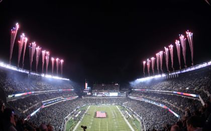 Lincoln Financial Field Ranks As One Of Nfl S Top Stadiums